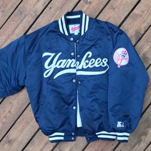 Yankees Diamond Collection Starter Jacket